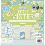 "Little Mister - Paper Stack 12""X12"" 48/Pkg"