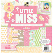 Little Miss - 12x12 Paper Stack Pads