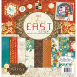 "Far East 2 - Paper Stack 12""X12"" 48/Pkg"