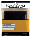 "6""X6"" - Inkssentials Rub-It Scrub-It Rubber Stamp Cleaning Pad"
