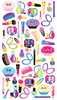 Makeup Time Classic Stickers - Sticko Stickers