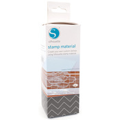 """Silhouette Stamp Material 6""""X7.5"""" 3/Pkg-"""
