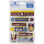 Track & Field - Chipoxy Sticker