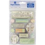 Christening - Chipoxy Sticker