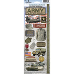 Army - Cardstock Stickers