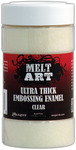 Clear - Melt Art Ultra Thick Embossing Enamel 8oz