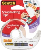 Scotch Scrapbooking Tape Double - Sided Removable