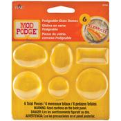 Mod Podge Podgeable Glass Domes 6/Pkg