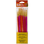 Mod Podge Brush Set 10pc