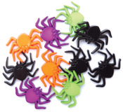 Spider Mix 8/Pkg - Favorite Findings Buttons