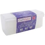 Craft Mates Ezy-Stack Ribbon Rack 17 Compartments