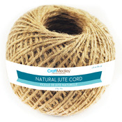 Natural Jute Cord 2ply 80g