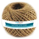 Natural Jute Cord 3ply 80g