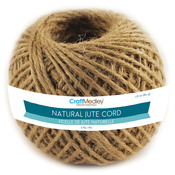 Natural Jute Cord 3ply 80g