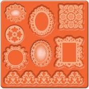 "Ornaments - Mod Podge Mod Mold 3.75""X3.75"""