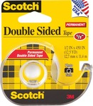 """.5""""X450"""" - Scotch Permanent Double-Sided Tape"""
