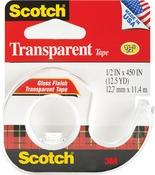 ".5""X500"" - Scotch Transparent Tape Gloss"