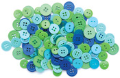 Ocean 130/Pkg - Favorite Findings Buttons