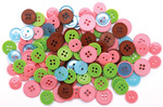 Clean 130/Pkg - Favorite Findings Buttons