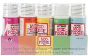 Mod Podge Starter Pack 2oz 5/Pkg