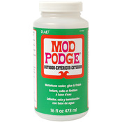 Mod Podge Outdoor Finish