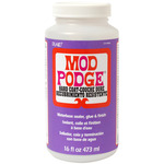 16oz - Mod Podge Satin Hard Coat Finish
