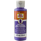 Purple - Mod Podge Sheer Color 4oz