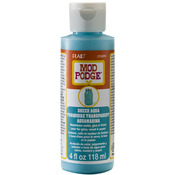 Aqua - Mod Podge Sheer Color 4oz