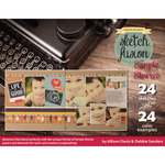 Sketch Fusion With Simple Stories - Scrapbook Generation