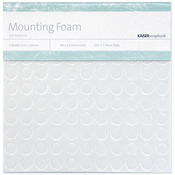 Mounting Foam Dots 3 Sheets/Pkg