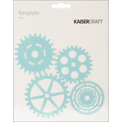 Cogs Template - KaiserCraft