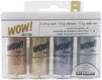 Everyday 1 - WOW! Extra Fine Glitter .34oz 4/Pkg