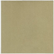 "Gold - American Crafts POW Glitter Paper 12""X12"""
