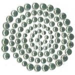 Blue Gray (Light Green) - Self-Adhesive Rhinestones 100/Pkg