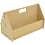 "11.25""X7""X5.5"" - Beyond The Page MDF Tool Box"