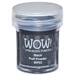 Black Puff - WOW! Embossing Powder 15ml