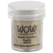 Gold Rich - WOW! Embossing Powder 15ml