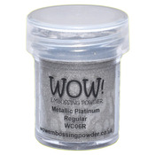 Platinum - WOW! Embossing Powder 15ml