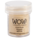 WOW! Embossing Powder 15ml - Gold Pearl