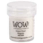 WOW! Embossing Powder 15ml - Green Pearl