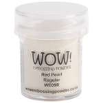 WOW! Embossing Powder 15ml - Red Pearl
