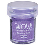 Violet Metalline - WOW! Embossing Powder 15ml