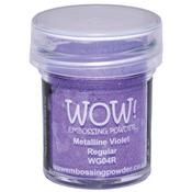 Violet Metalline - WOW! Embossing Powder 15ml