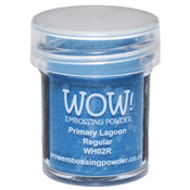 WOW! Embossing Powder 15ml - Lagoon