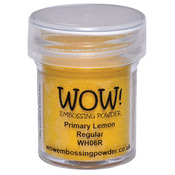 Lemon - WOW! Embossing Powder 15ml