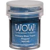 Blue Topaz - WOW! Embossing Powder 15ml