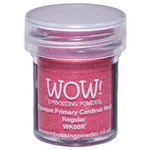 Cardinal Red - WOW! Embossing Powder 15ml