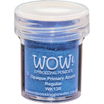 Opaque Primary Azure - WOW! Embossing Powder 15ml