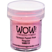 Pastel Pink - WOW! Embossing Powder 15ml