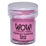 Fluorescent Tickled Pink - WOW! Embossing Powder 15ml